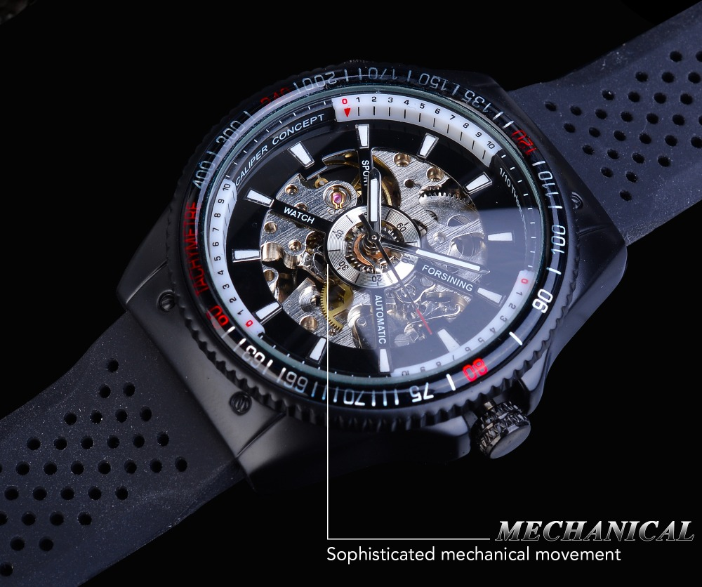 Forsining GMT963 Automatic Casual Mechanical Watch
