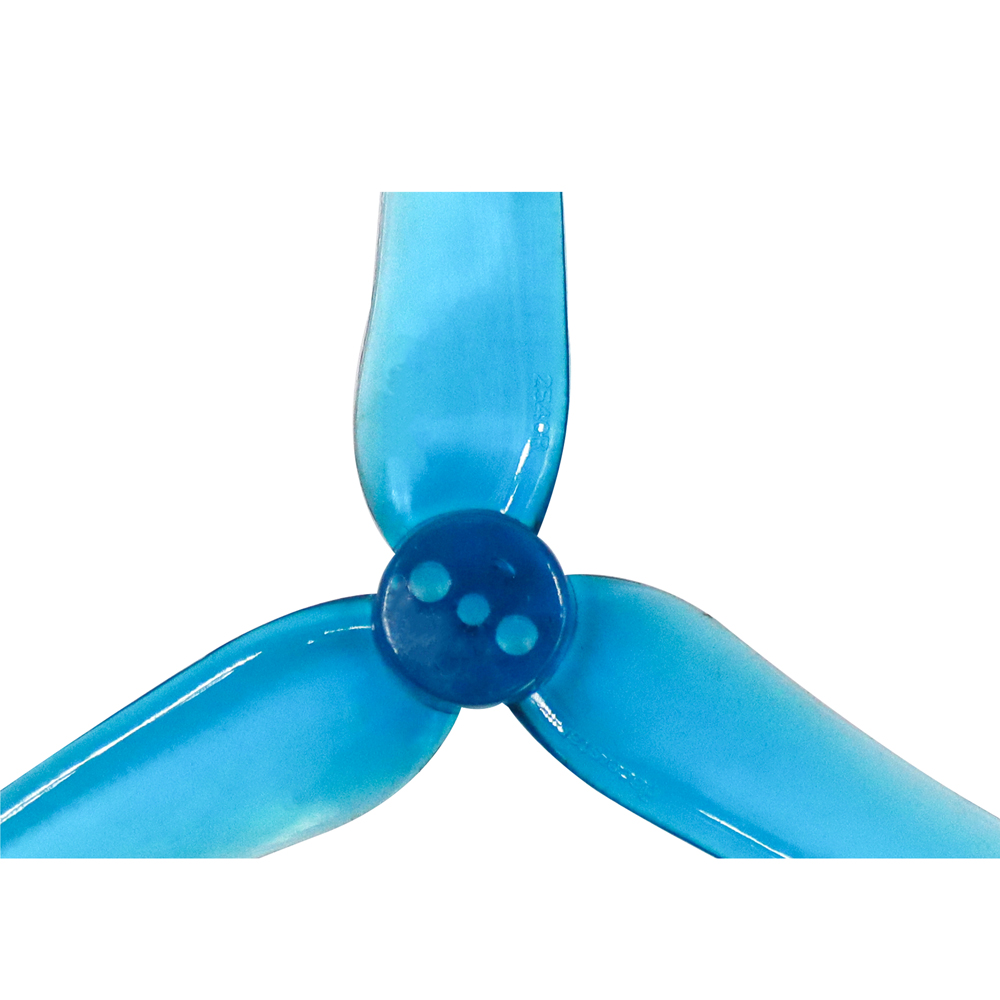 Racerstar Tornado 2540 2.5 Inch 3-blade Propeller 4CW+4CCW for RC Drone FPV Racing - Photo: 8