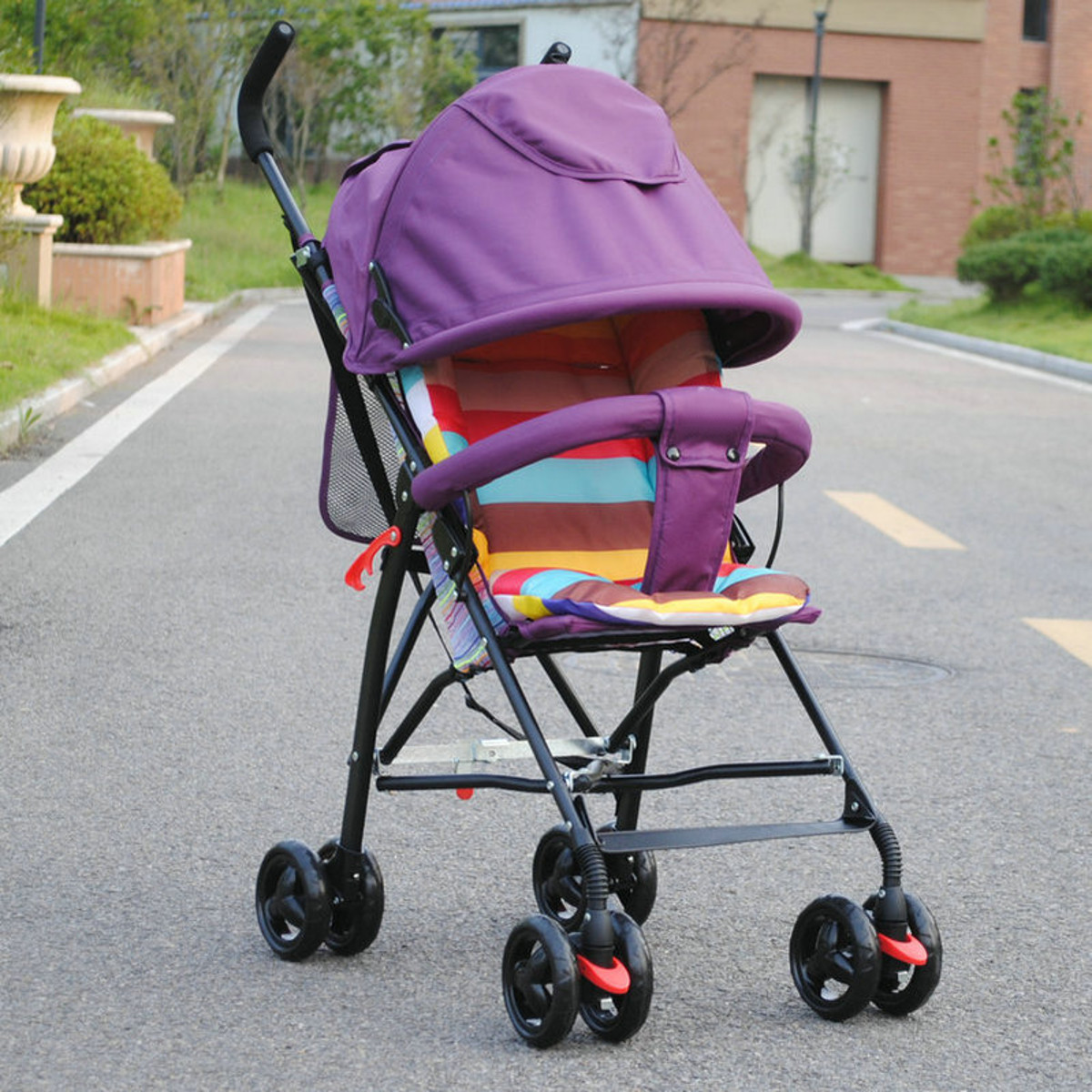 Baby Stroller Pram Chair Seat Cushion Cover Mattress Breathable Water Resistant