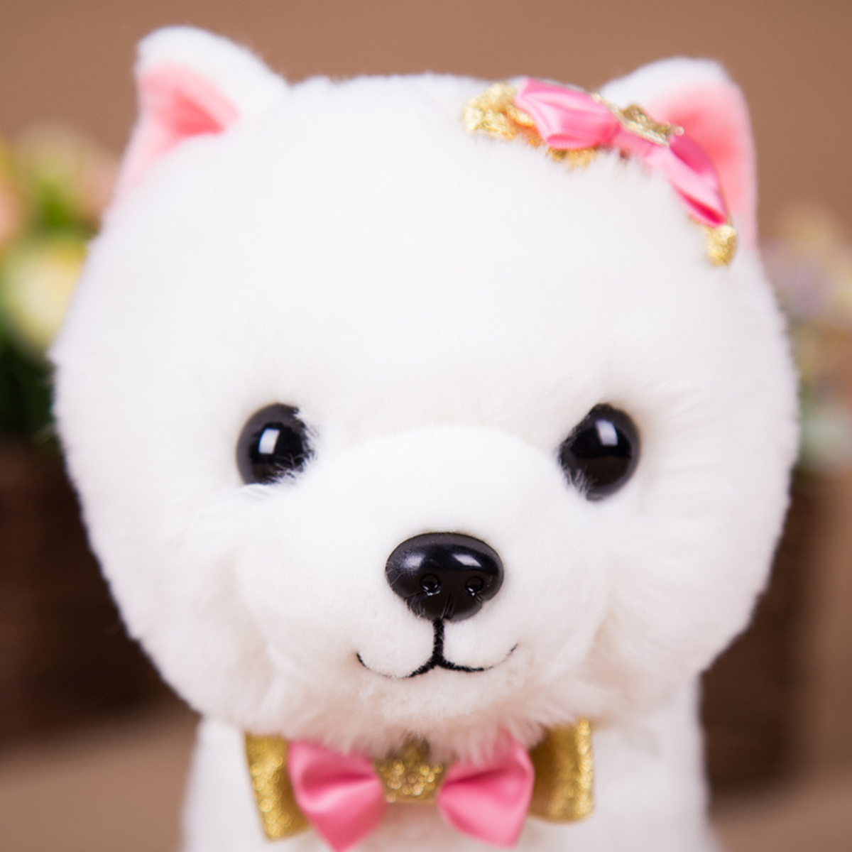 Simulation Dog Plush Electric Toy Dog Girl Gift Will Call Machine Electronic Puppy Toys - Photo: 6