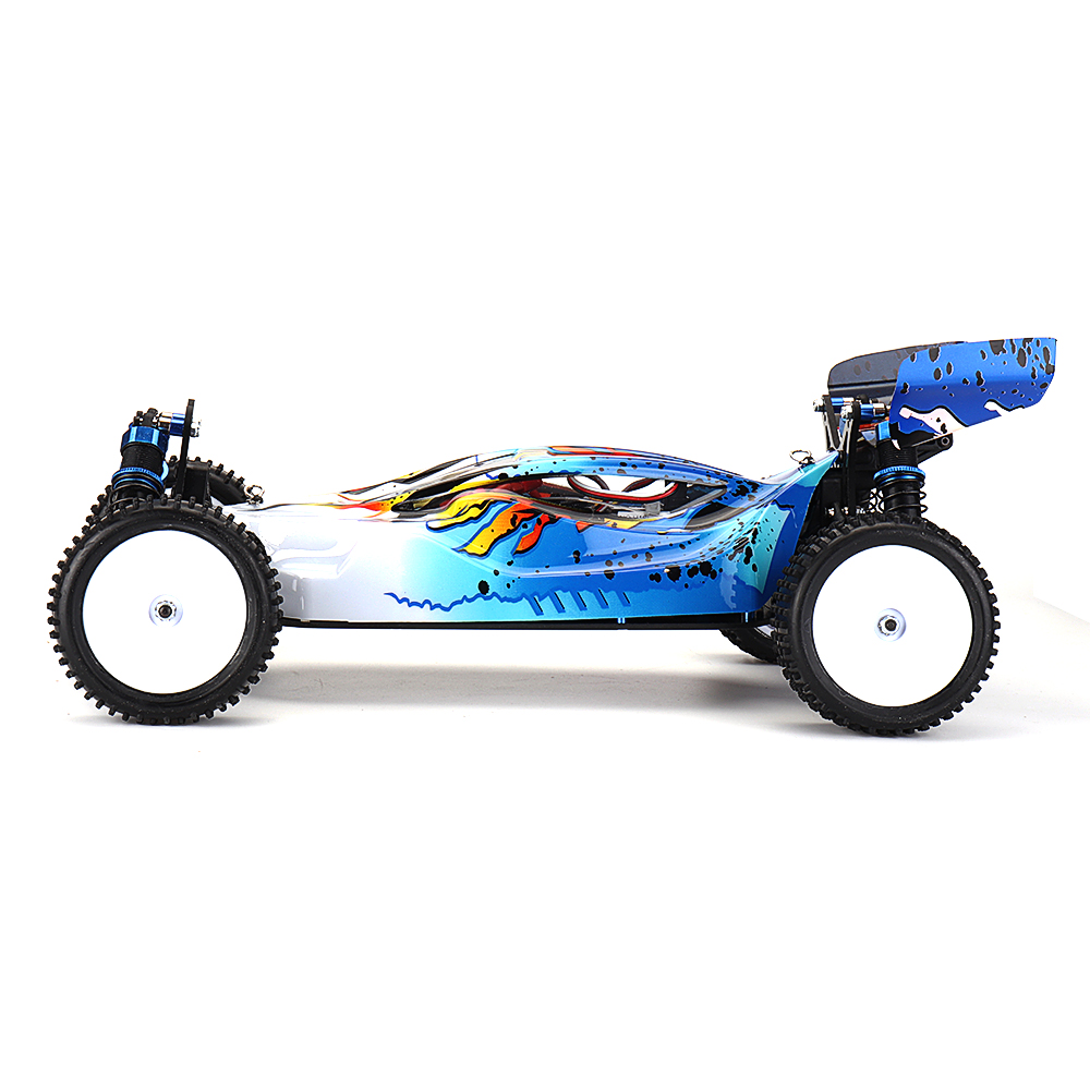 VRX RH1017PR 1/10 2.4G 4WD Brushless RC Car High Speed RTR With FS Transmitter - Photo: 9