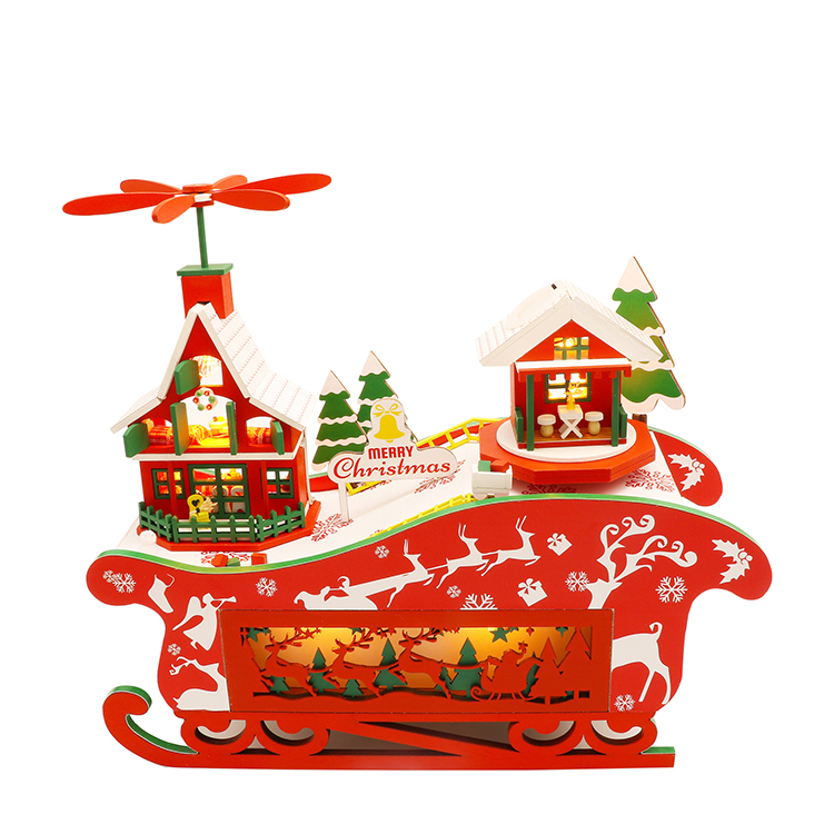 $19.49 for Hongda M908 Fantasy Christmas