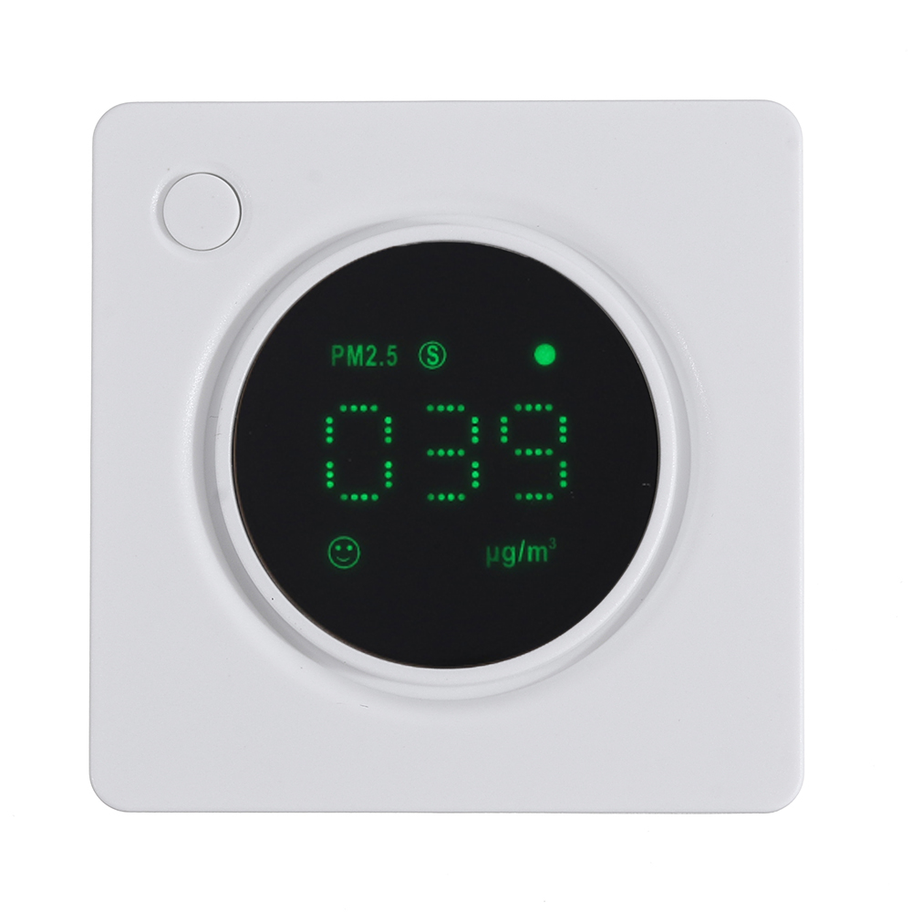 Plantower® Household PM2.5 Laser Indoor Air Quality Detector Professional Gas Detection Portable Mini Tester