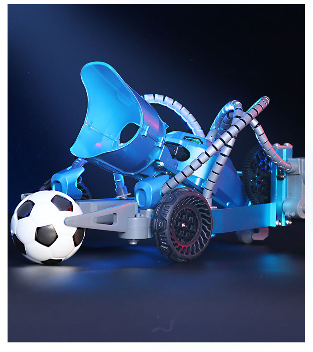 TongLi K5 Football Soccer Basketball Smart RC Robot Car With Controller - Photo: 5