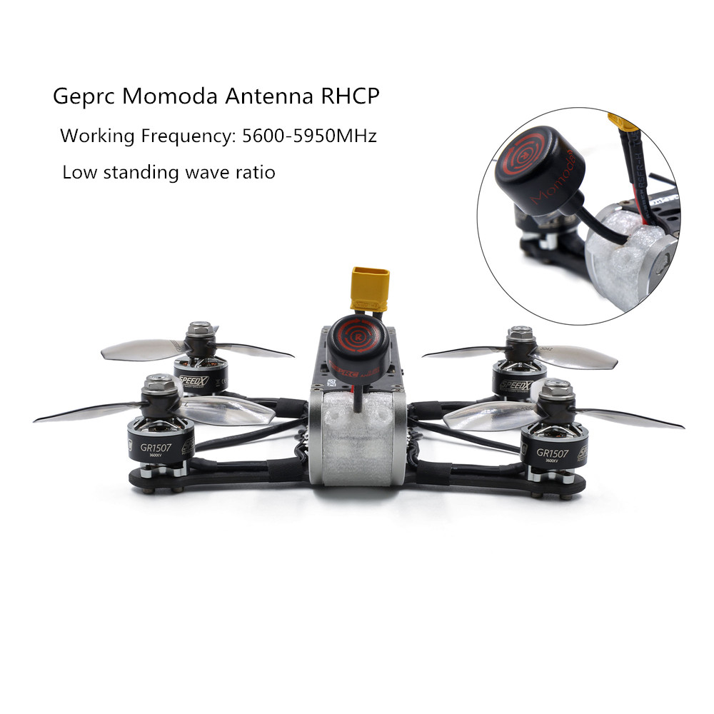 Geprc CineStyle 4K 144mm Stable Pro F7 3 Inch FPV Racing Drone PNP BNF w/ 500mW VTX Caddx 4K Tarsier Camera - Photo: 6