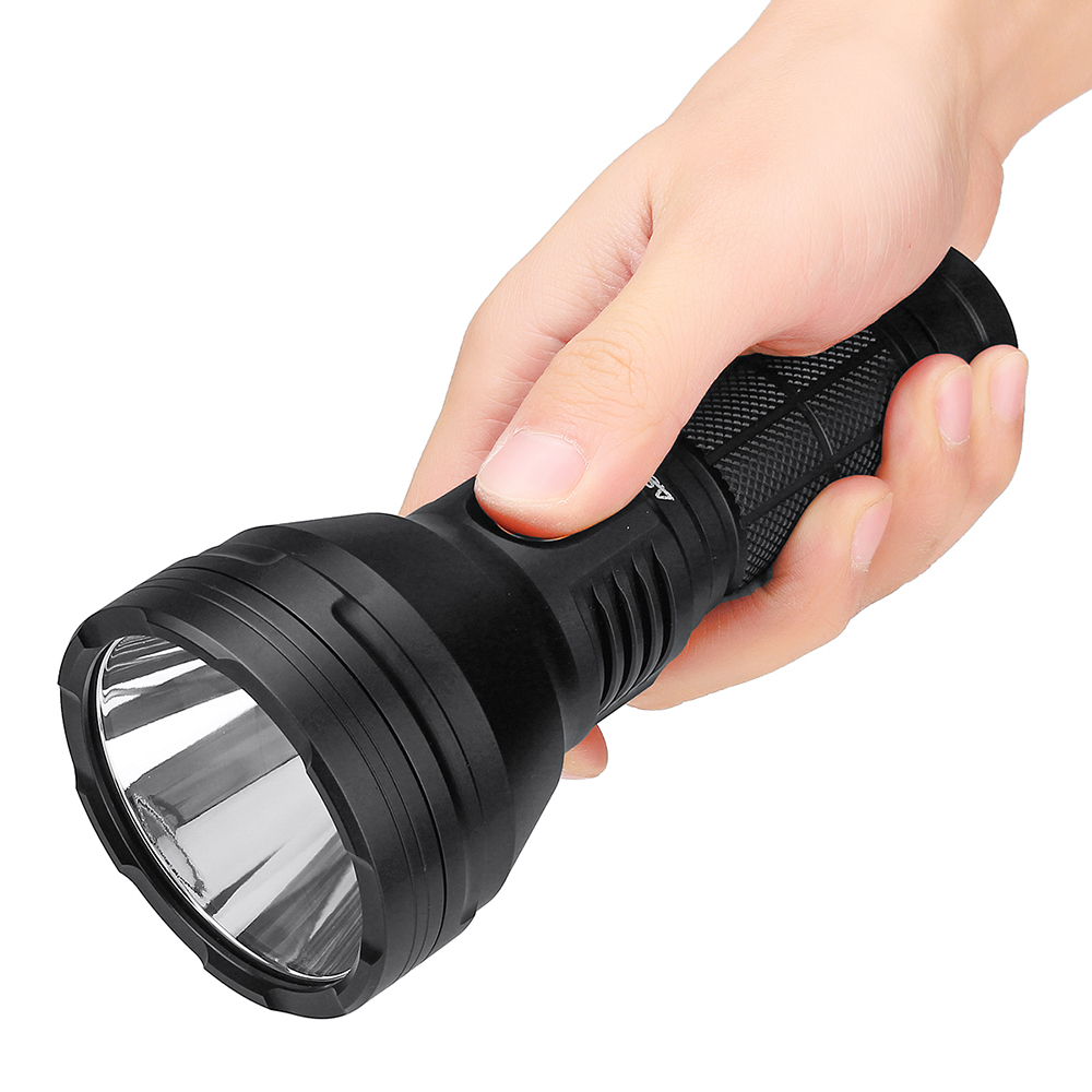 Astrolux FT03 SST40-W 875m USB-C Rechargeable Flashlight + HLY 26650 5000mAh 3C Power Battery