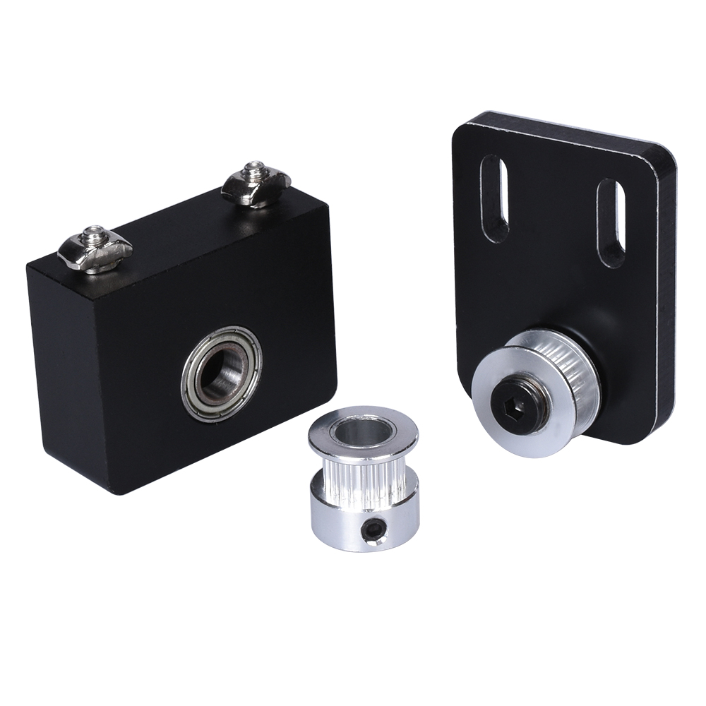 Dual Z-axis Upgrade Kit for Creality 3D Ender Version Use with Single Stepper Motor Dual Z Tension Pulley Set