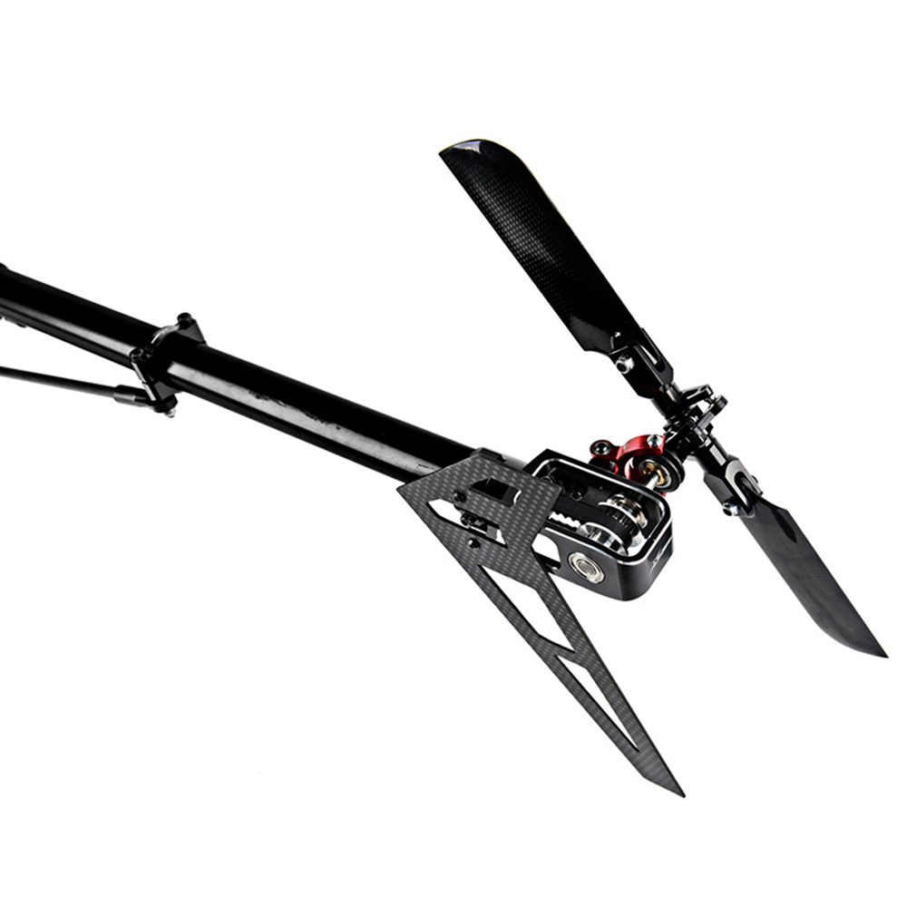 XLPower 520 XL520 FBL 6CH 3D Flying RC Helicopter Super Combo With 1100KV Motor 120A V4 ESC KST Digital Servos - Photo: 9