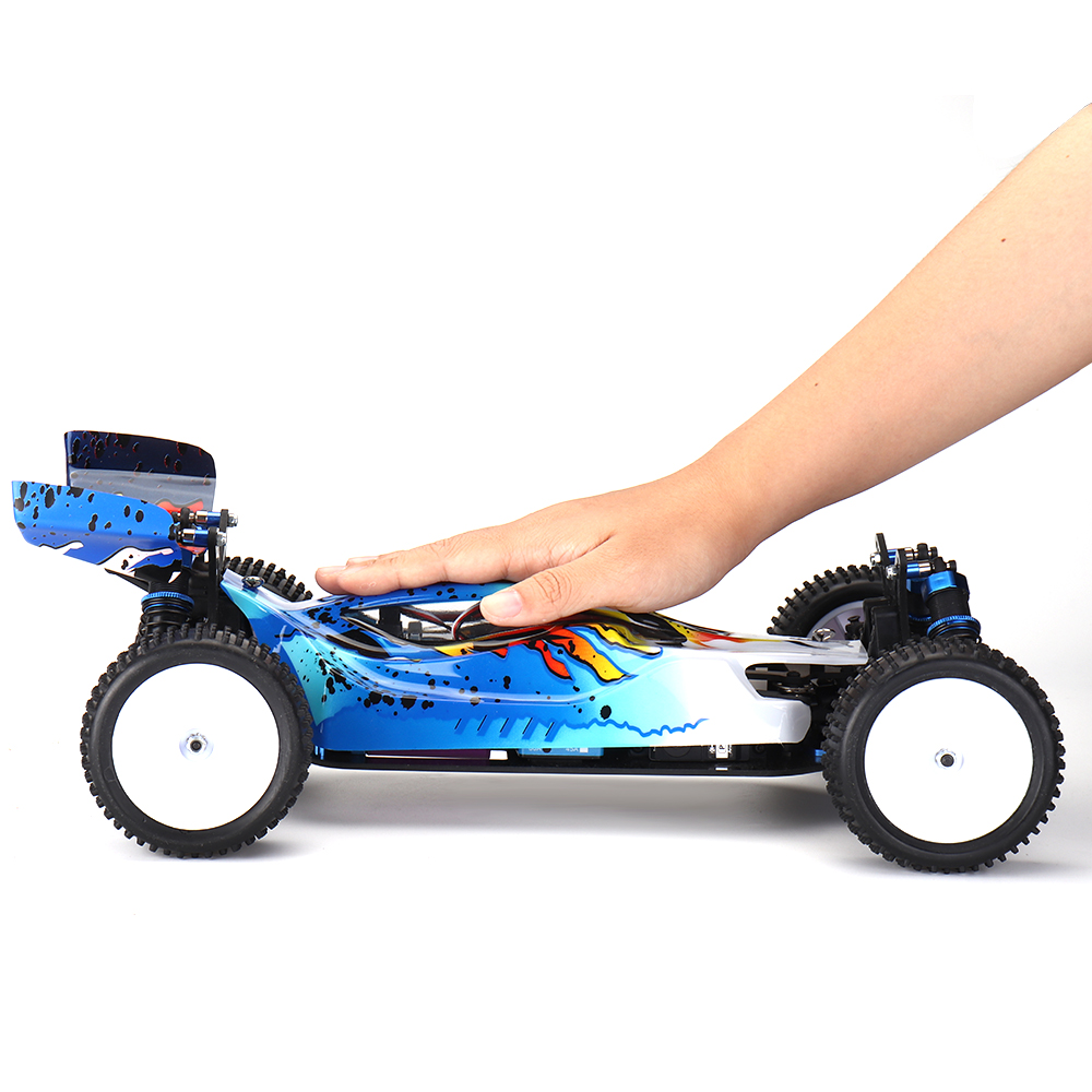 VRX RH1017PR 1/10 2.4G 4WD Brushless RC Car High Speed RTR With FS Transmitter - Photo: 10