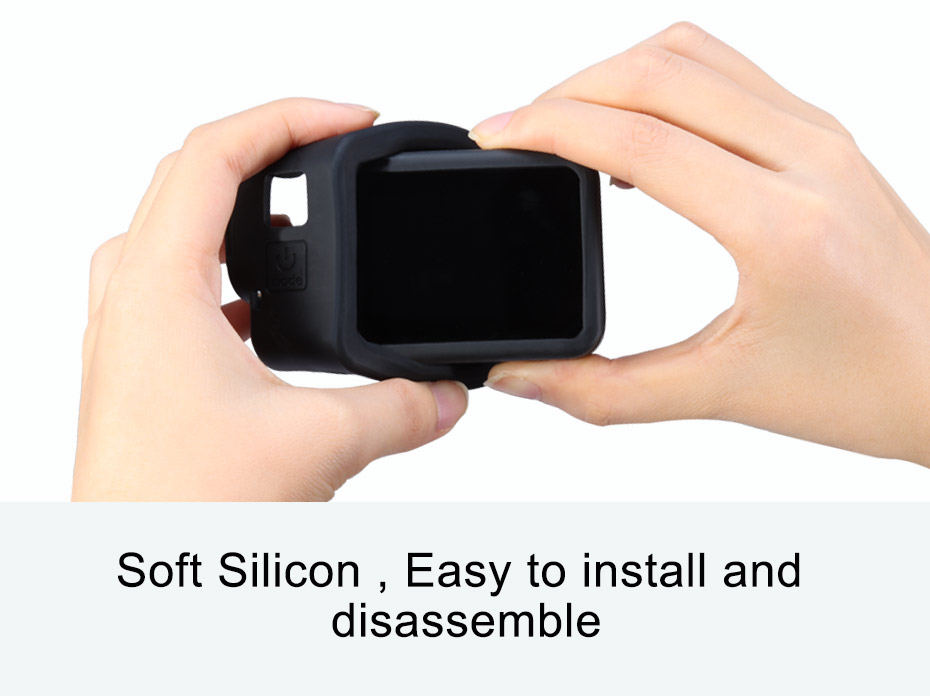 Ulanzi G8-3 Silicone Cage Protective Case With Lens Cap for GoPro Hero 8 FPV Camera - Photo: 8