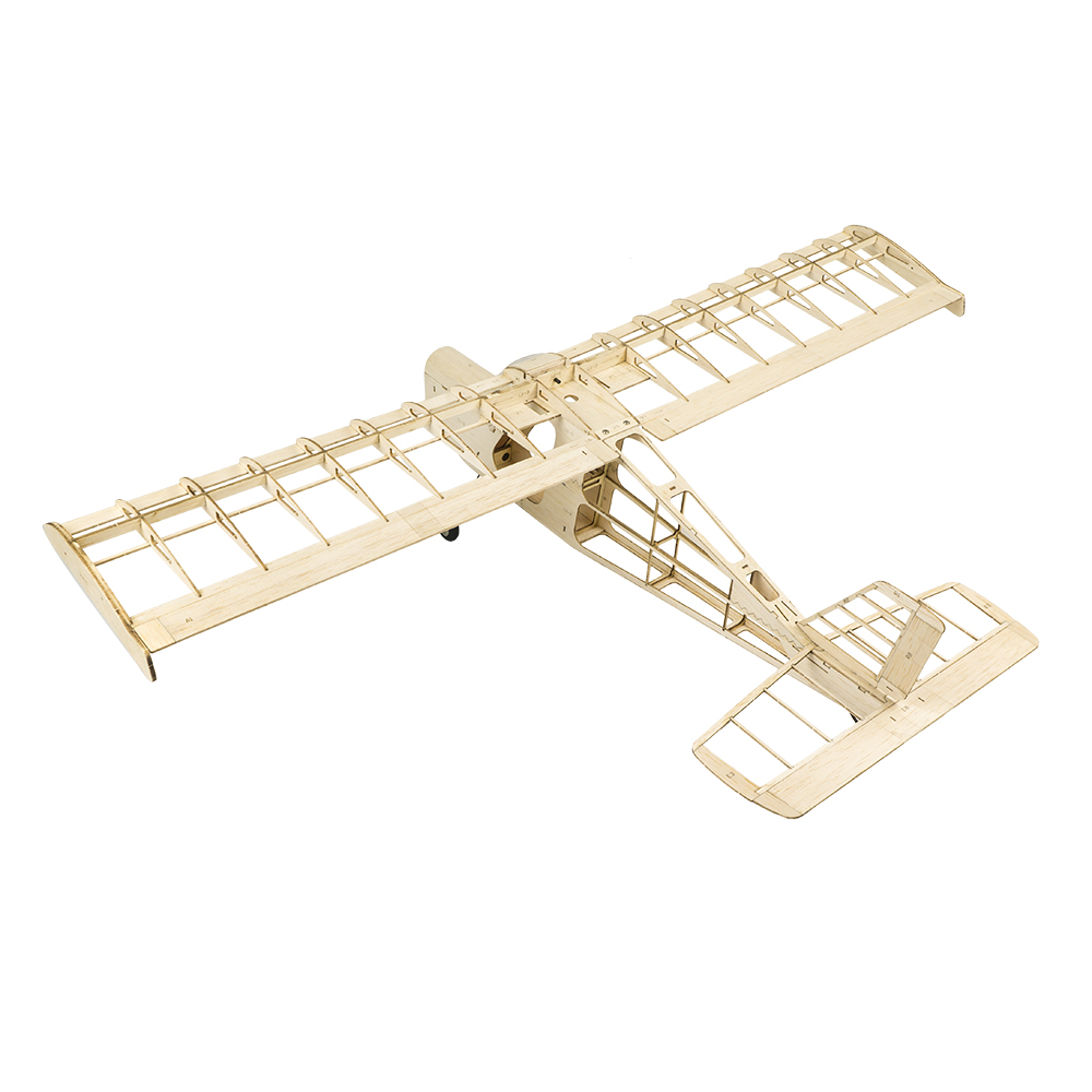 T09 AreoMax 745mm Wingspan 4CH RC Airplane Fixed-wing KIT/PNP - Photo: 6
