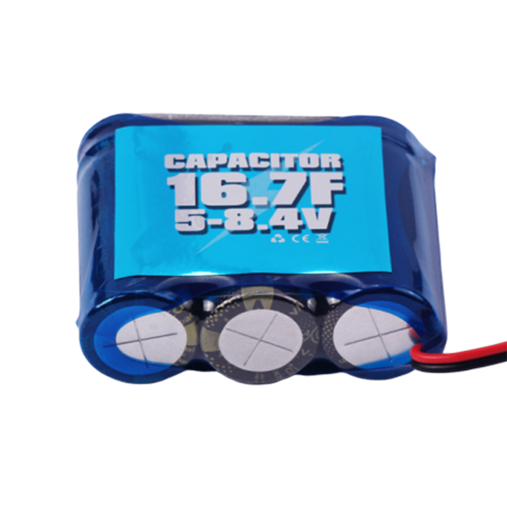 Power Box S1 16.7F 5-8.4V Capacitor Saver Rescue Module For RC Helicopter - Photo: 2