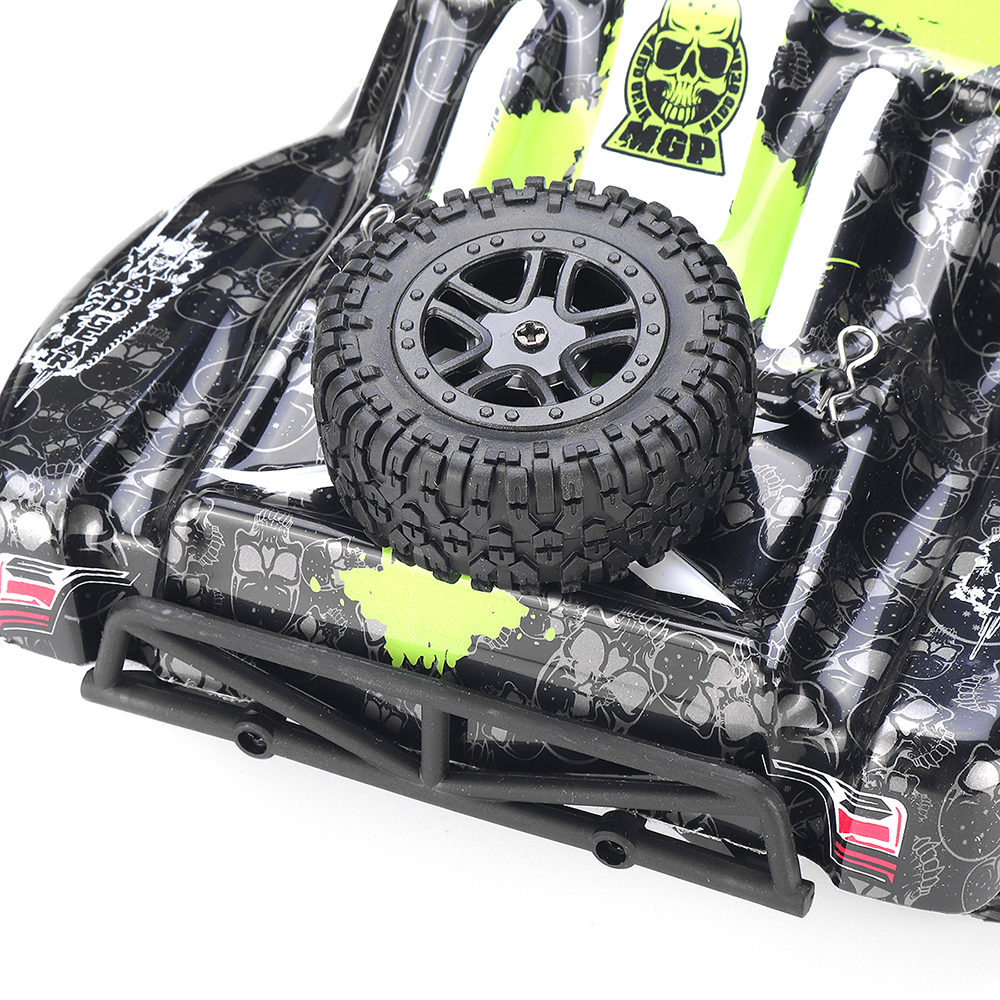 Grazer Toys 12005 1/18 2.4G 4WD 40km/h RC Car The Hammer Full Proportional Control Vehicle RTR Model  - Photo: 2