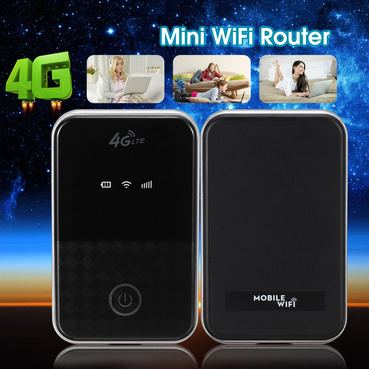 Wireless Portable Pocket Router Portable Pocket Wifi FDD B1 B3 B7 B8 B20 WCDMA B1 B5 B8 standard sim card 150mbps