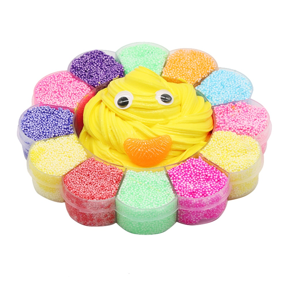 Squishy Flower Packaging Collection Gift Decor Soft Squeeze Reduced Pressure Toy - Photo: 2