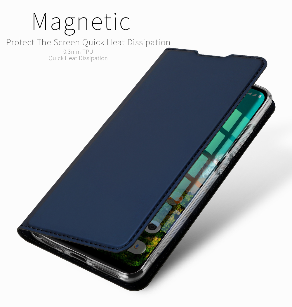 DUX DUCIS Flip Magnetic With Wallet Card Slot Protective Case for Xiaomi Mi A3 / Xiaomi Mi CC9e 6.088 inch