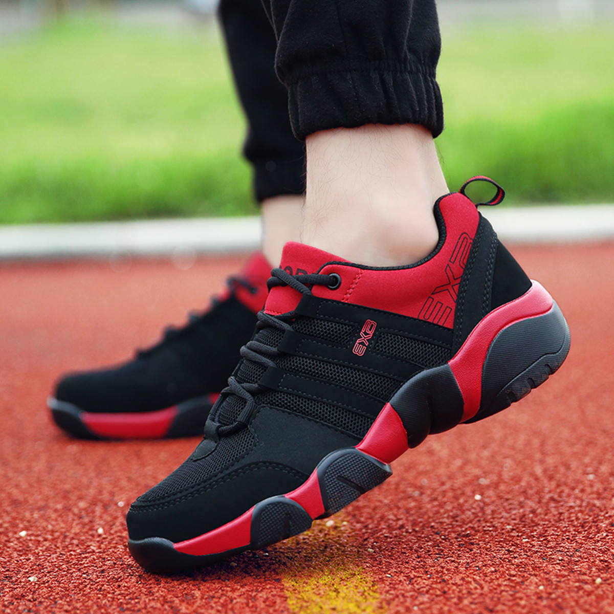 Gracosy Running Shoes Lightweight Sports Casual Sneaker City Shoes Running Sneakers for Men and Women