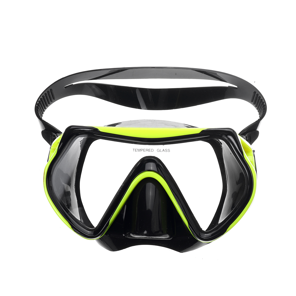 DIDEEP Diving Mask Underwater Anti Fog Snorkeling Swimming Mask A