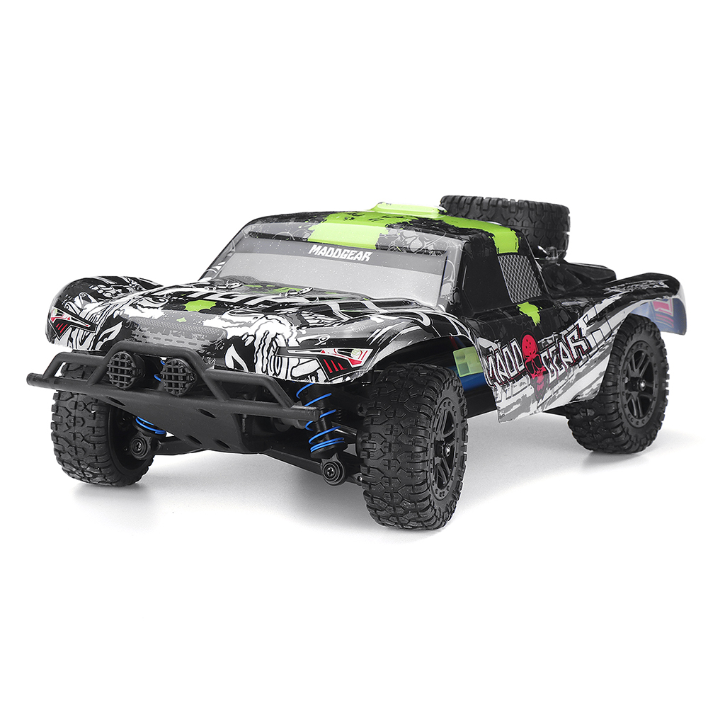 Grazer Toys 12005 1/18 2.4G 4WD 40km/h RC Car The Hammer Full Proportional Control Vehicle RTR Model  - Photo: 3