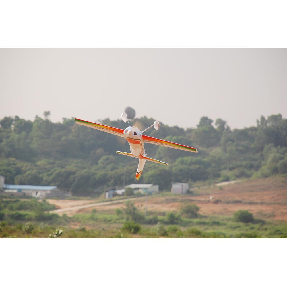 Hookll EXTRA 300-C EPO 1200mm Wingspan 3D Aerobatic Aircraft Stunt Plane RC Airplane KIT/PNP - Photo: 4