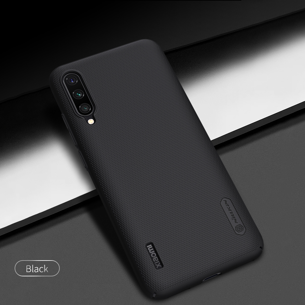 NILLKIN Frosted Shield PC Hard Back Protective Case For Xiaomi Mi A3 / Xiaomi Mi CC9e 6.088 inch