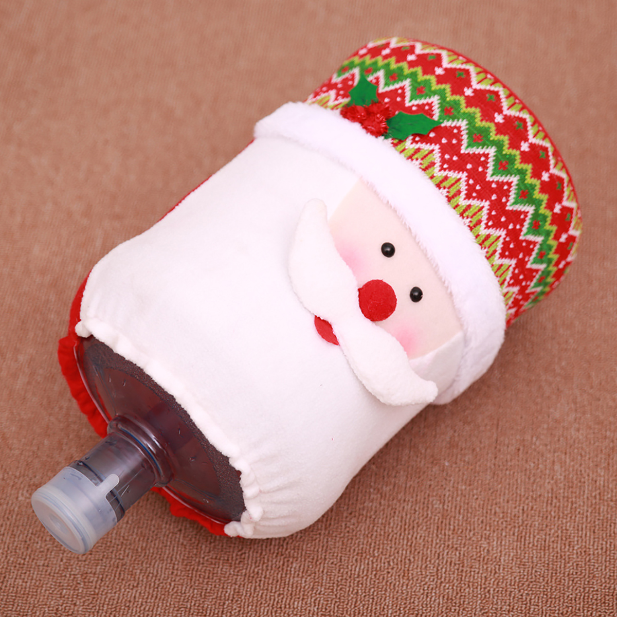 Water Bucket Dispenser Dust Cover Purifier Container Bottle Christmas Xmas Decorations