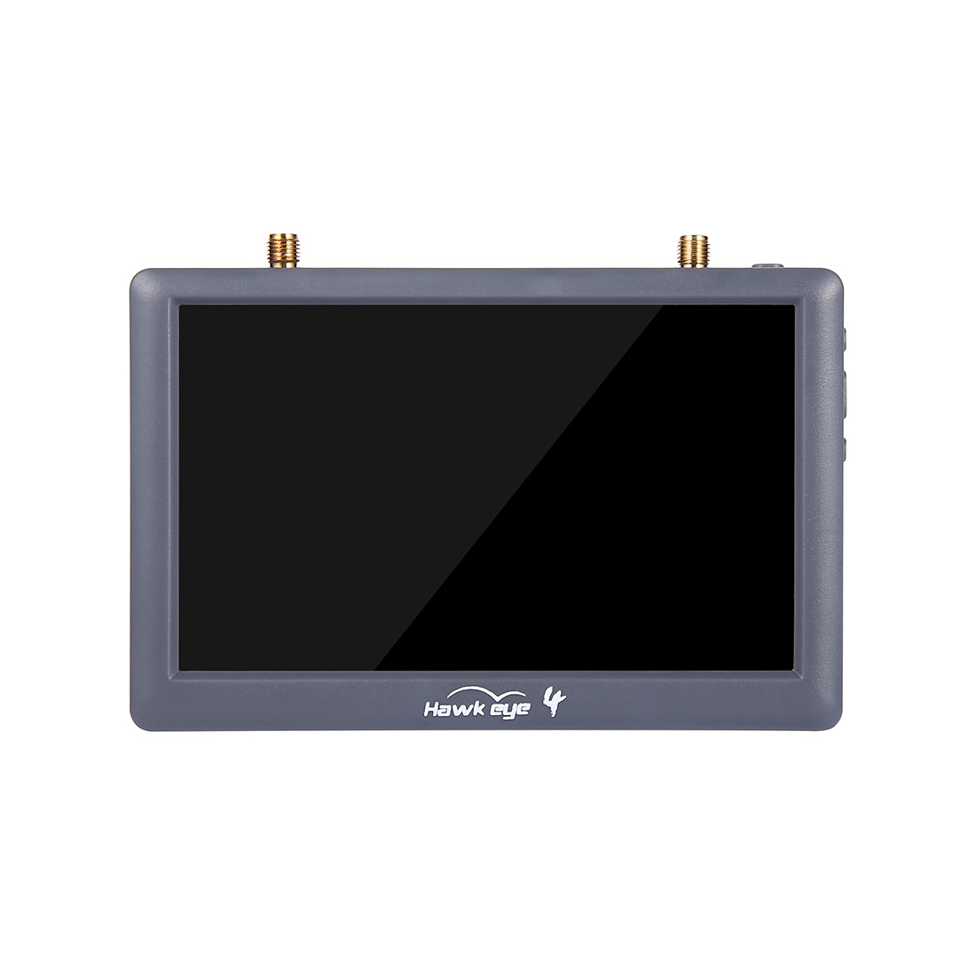 Hawkeye Little Pilot IV 4 Built in DVR 800*480 5 inch Display 5.8G 48CH Diversity Dual Receiver FPV HD Monitor for RC Drone Airplane Car - Photo: 2