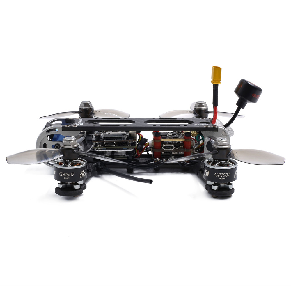 Geprc CineStyle 4K 144mm Stable Pro F7 3 Inch FPV Racing Drone PNP BNF w/ 500mW VTX Caddx 4K Tarsier Camera - Photo: 10