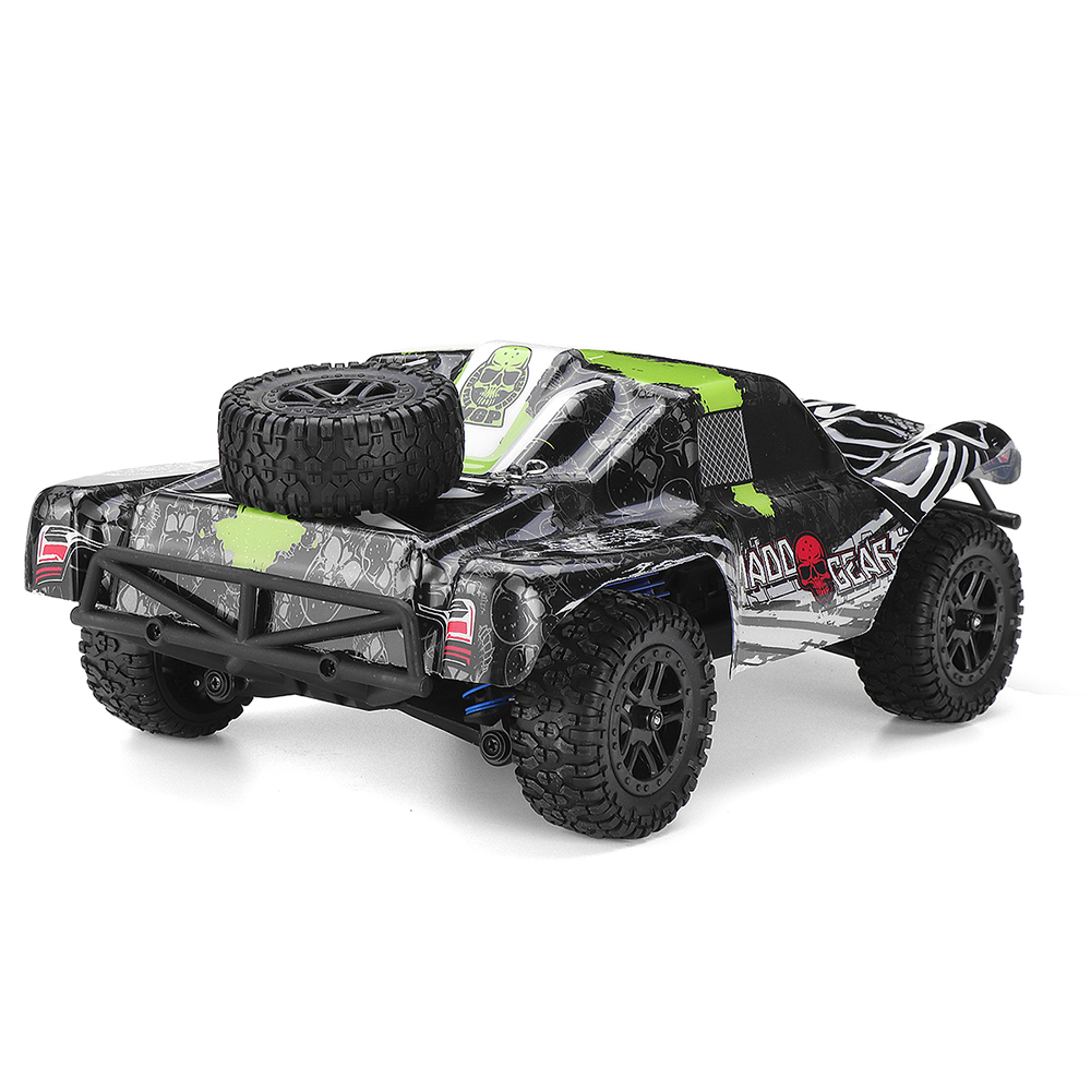 Grazer Toys 12005 1/18 2.4G 4WD 40km/h RC Car The Hammer Full Proportional Control Vehicle RTR Model  - Photo: 7
