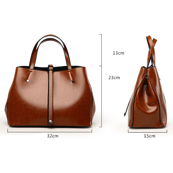 Women Fashion Tote Bag Vintage Crossbody Bag