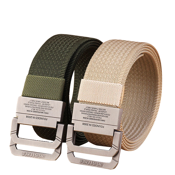 120CM Men Nylon Military Tactical Belt