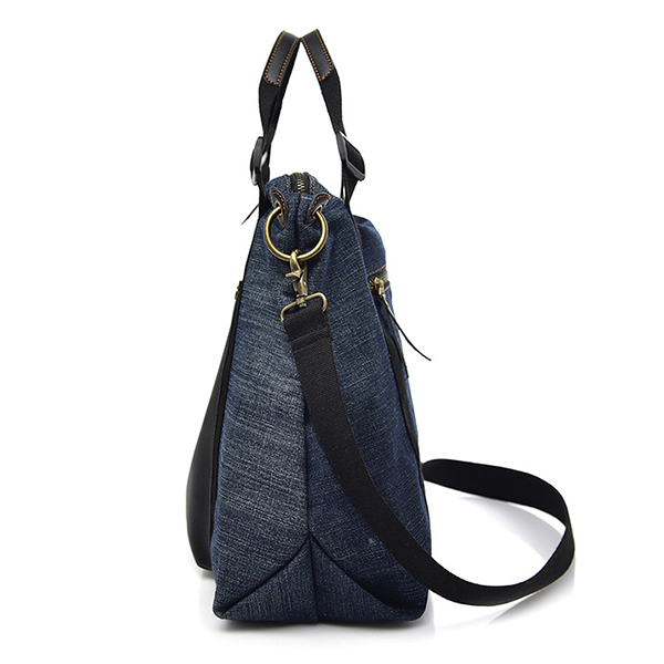 Women Jean Shoulder Fashion Casual Handbag Crossbody Bag