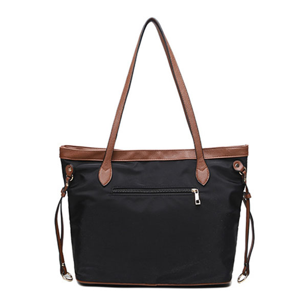 Women Oxford Large Capacity Hang Bag Shoulder Bag Tote Bag