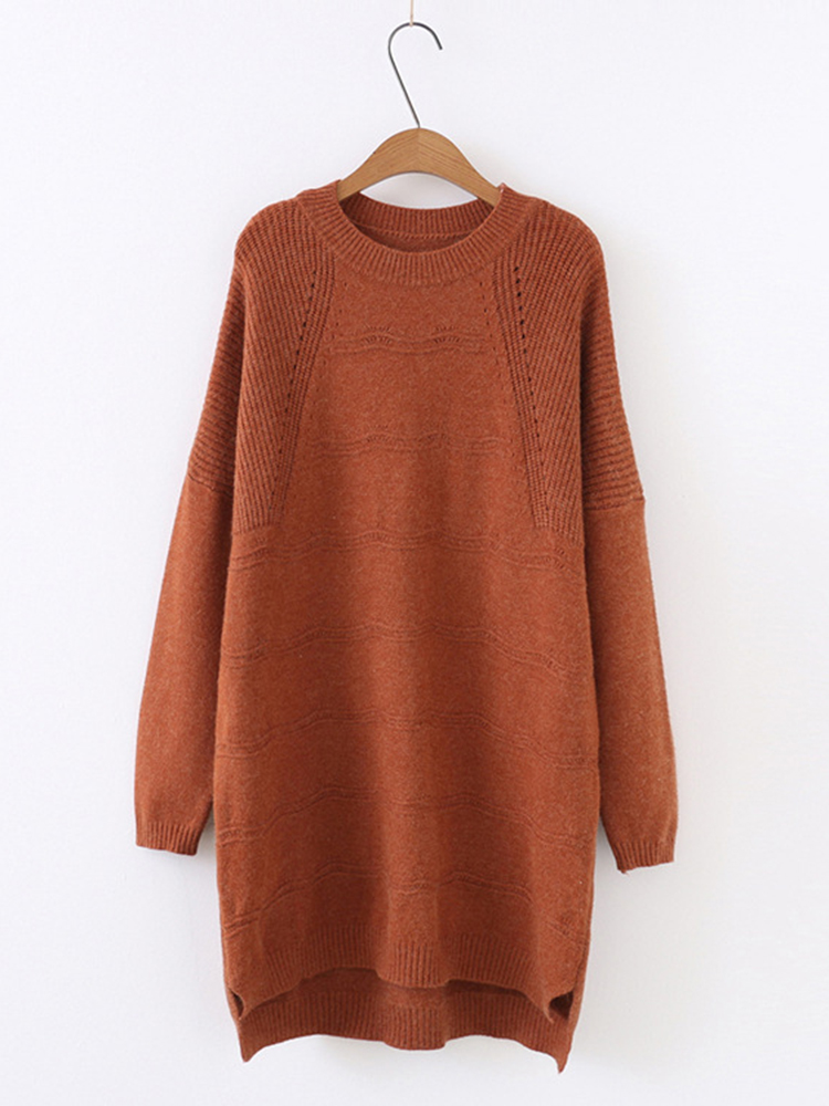 Loose Women Pullover Sweater