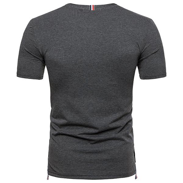 Stylish Elastic Slim Cool T-Shirts for Men