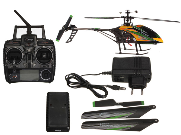 WLtoys V912 Sky Dancer 4CH RC Helicopter RTF with Videography Function