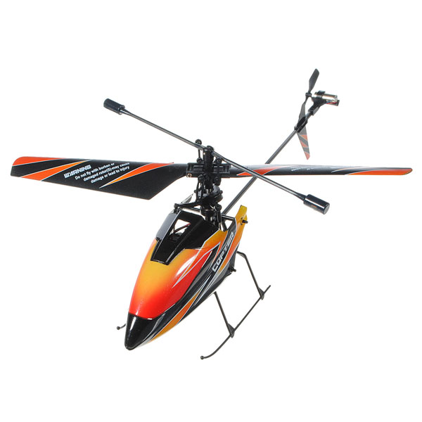 WLtoys V911 2.4GHz 4CH Remote Control RC Helicopter with Gyro Mode 2 - Photo: 6
