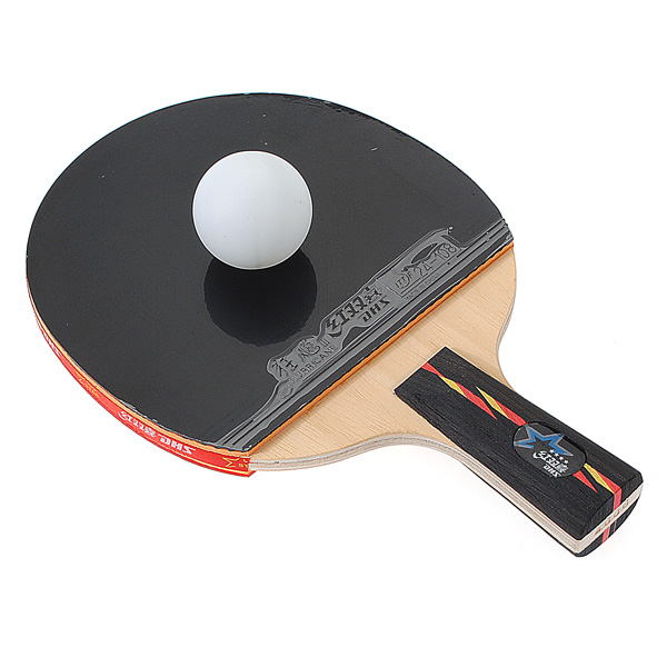 Table Tennis Racket Ping Pong Paddle Bat Case Bag New