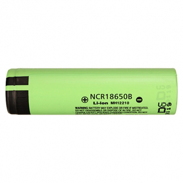 8pcs NCR18650B 3400mAH 3.7 V Unprotected Rechargeable Li-ion Battery