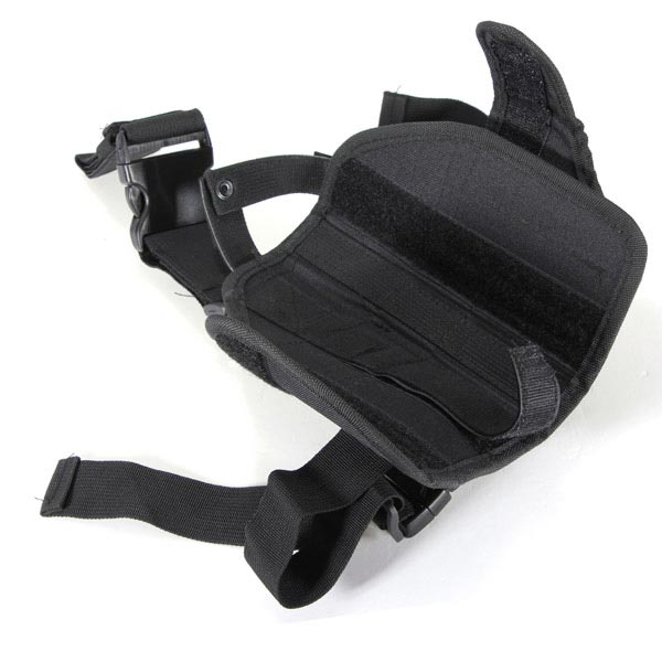 Outdoor Hunting Adjustable Puttee Leg Pouch Bags Camping Hiking Climbing Bags