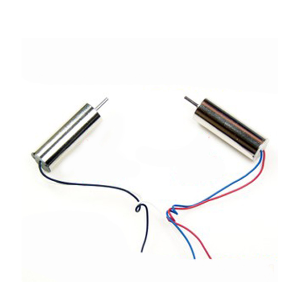 2 x 7mm Hollow Cup Motor For Hubsan H107L Upgraded Version