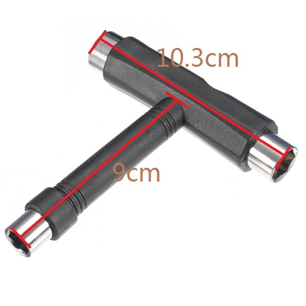 Multifunctional Skateboard Scooter T-shape Adjusting Tool