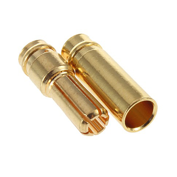 10X EC5 Male Female Bullet Connector Banana Head For RC Lipo Battery