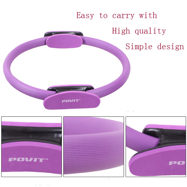 Povit Yoga Pilates Slimming Ring Pilates Circle Weight Loss Device