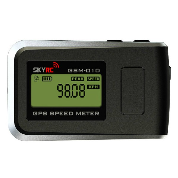 SKYRC GPS Speed Meter Link Data Logging Google Map
