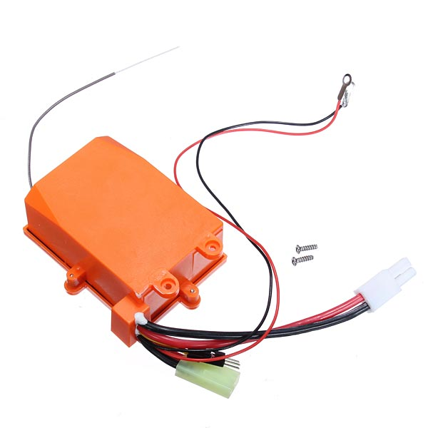 Feilun FT009 RC Boat Spare Parts Circuit Board Box FT00