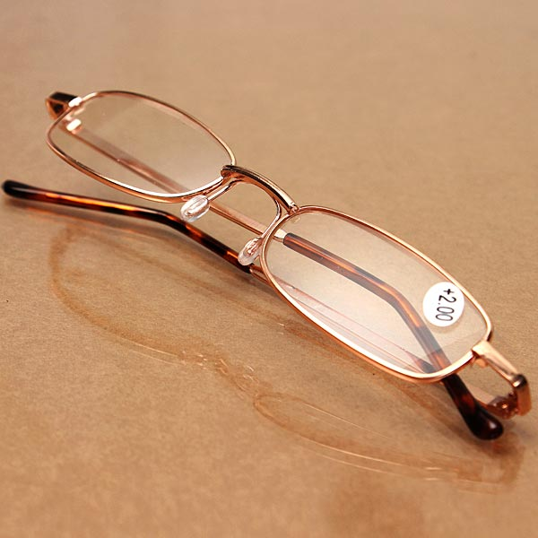 Pen Case Portable Tube Reading Glasses With Case