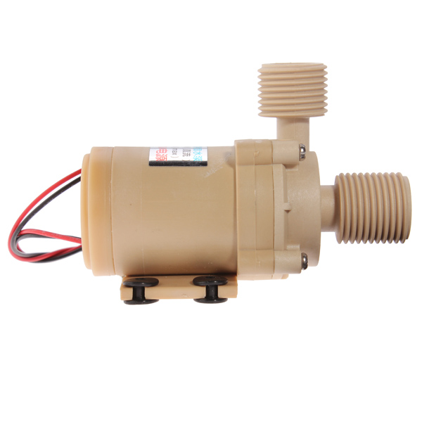 Mini DC 12V Electric Centrifugal Water Pump Low Noise
