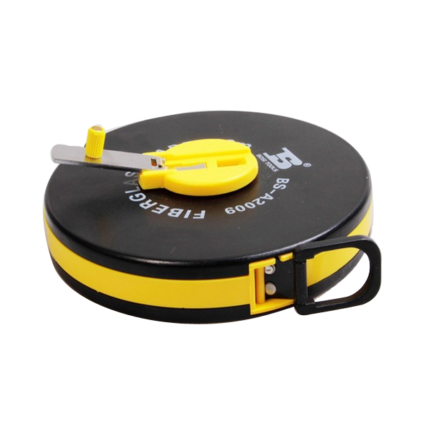 10M/20M BOSI Fiber Glass Tape Shrink Resistant Measuring Tool BS141009