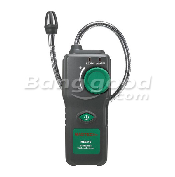 MASTECH MS6310 Combustible Gas Leak Natural Gas Tester
